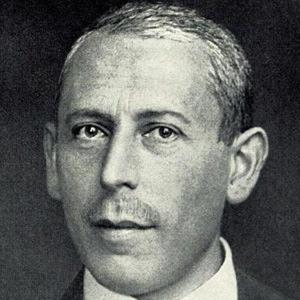 Karl Abraham Headshot