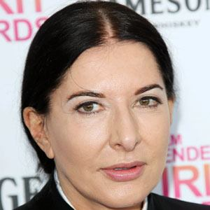 Marina Abramovic 1 of 5