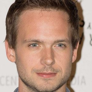 Patrick J. Adams real cell phone number