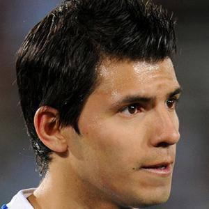 Sergio Agüero 1 of 3