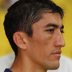 Odil Ahmedov Headshot