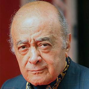 Mohamed Al-Fayed 1 of 5