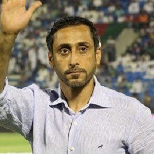 Sami Al-Jaber Headshot