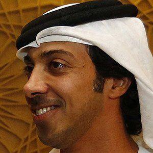 Mansour Bin-zayed Al-nahyan Headshot