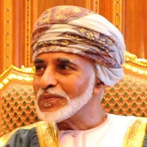 Qaboos Binsaid Al-said 1 of 2