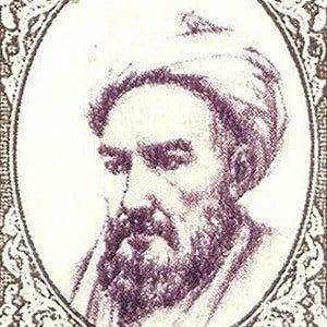 Nasir Al-din Al-Tusi Headshot
