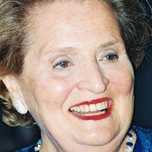 Madeleine Albright 1 of 3