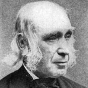 Amos Bronson Alcott Headshot