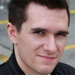 Mikhail Aleshin Headshot