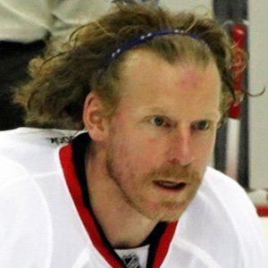 Daniel Alfredsson Headshot