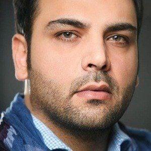 Ehsan Alikhani Headshot