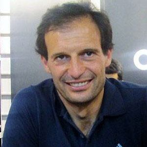 Massimiliano Allegri Headshot