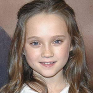 Isabelle Allen 1 of 3