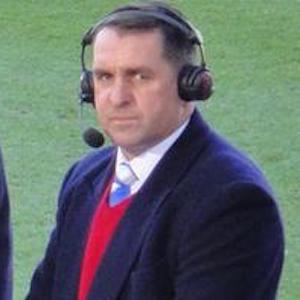 Martin Allen Headshot