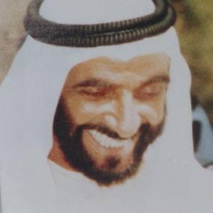 Zayed bin Sultan Al Nahyan Headshot