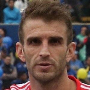 Iván Alonso Headshot