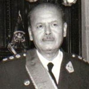 Juan Velasco Alvarado Headshot