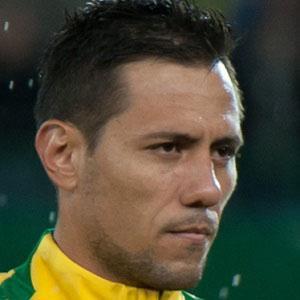 Diego Alves Headshot