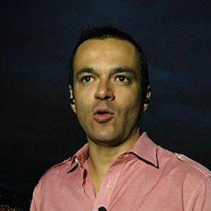 Juan Diego Alvira Headshot
