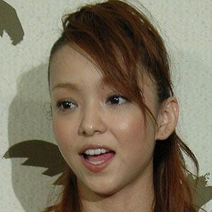 Namie Amuro Headshot
