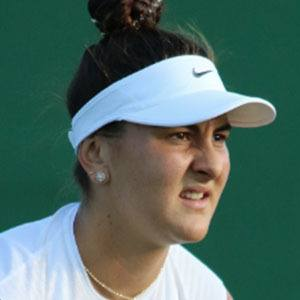 Bianca Andreescu Headshot