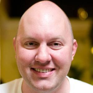 Marc Andreessen Headshot