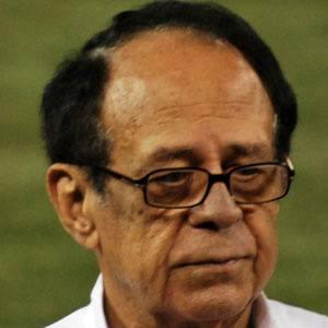 Luis Aparicio Headshot