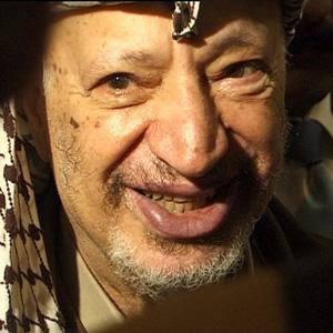 Yasser Arafat 1 of 2