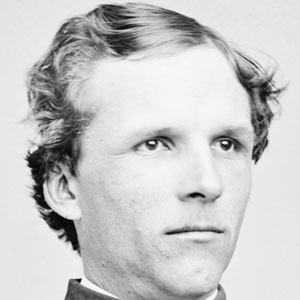Samuel C. Armstrong Headshot