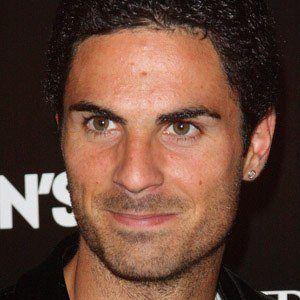 Mikel Arteta Headshot 1 of 3