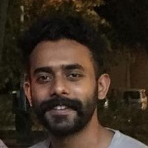 Arjun Ashokan Headshot