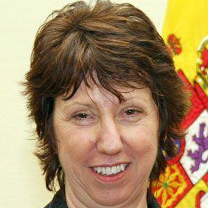 Catherine Ashton Headshot