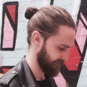 Liam Ashurst Headshot