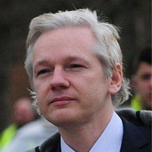 Julian Assange 1 of 3
