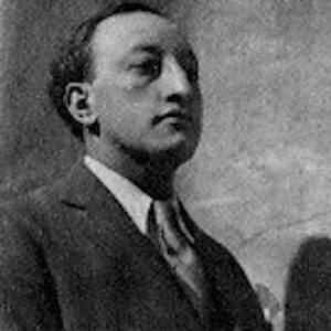 Miguel Angel Asturias Headshot