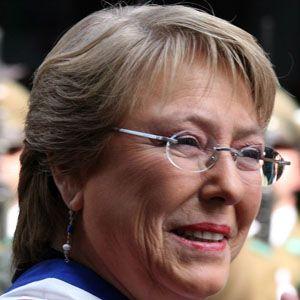 Michele Bachelet Headshot