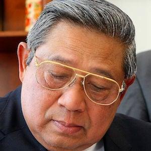 Susilo Bambang Yudhoyono Headshot