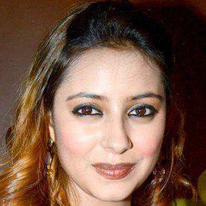 Pratyusha Banerjee Headshot