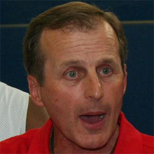 Rick Barnes Headshot