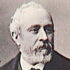Louis-Ernest Barrias Headshot