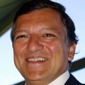 José Manuel Barroso Headshot
