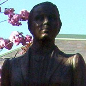 Katharine Lee Bates Headshot