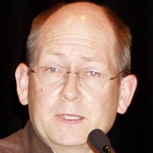 Stephen Baxter Headshot
