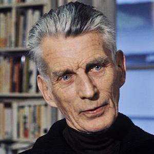 Samuel Beckett Headshot