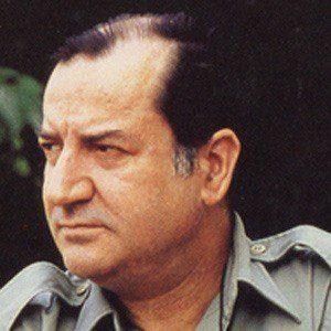 Miguel Ortiz Berrocal Headshot