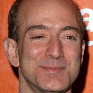 Jeff Bezos 1 of 3