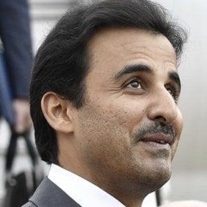 Tamim bin Hamad Al Thani Headshot