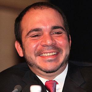 Ali bin Hussein Headshot