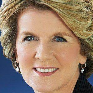 Julie Bishop Headshot
