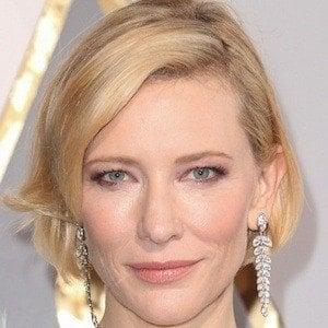 Cate Blanchett Headshot 1 of 10